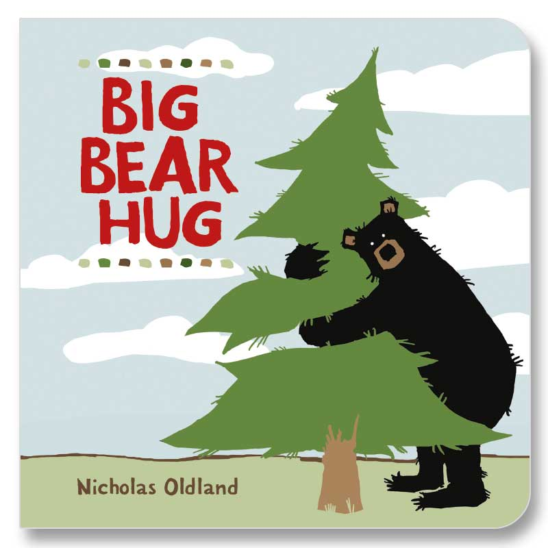 Big Bear Hug – Board book edition