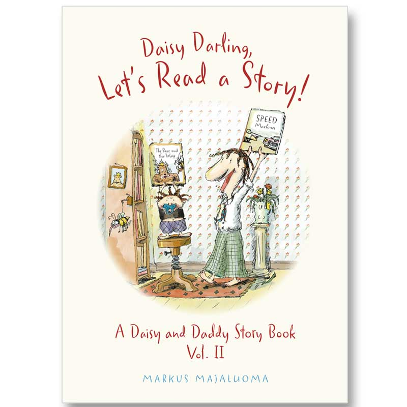 Daisy Darling, Let's Read a Story