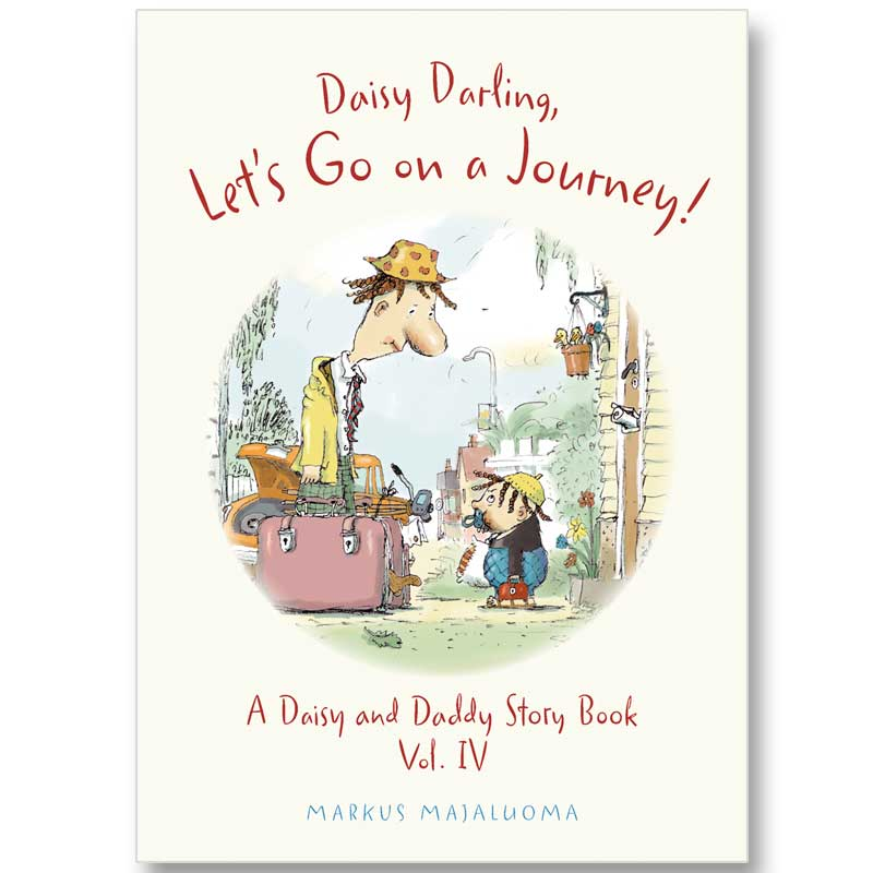 Daisy Darling, Let's Go on a Journey